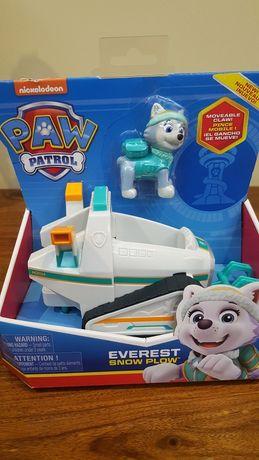 Everest NOWY pojazd z figurką psi patrol