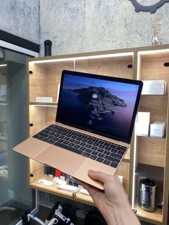 MacBook 12 2017 M3/ 256GB/ 8GB/ ВИТРИННЫЙ/ НОВЫЙ