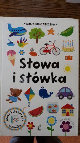 Pierwsza książka, małe dzieci