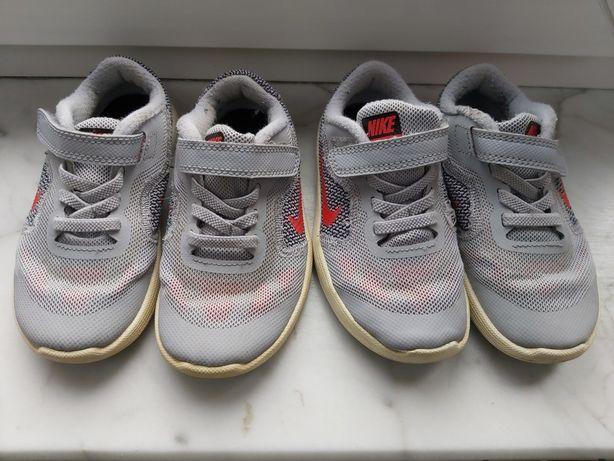 Adidasy Nike blizniaki