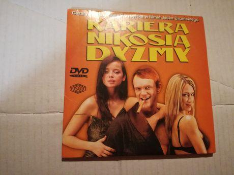 Kariera Nikosia Dyzmy - film DVD.Polska komedia.