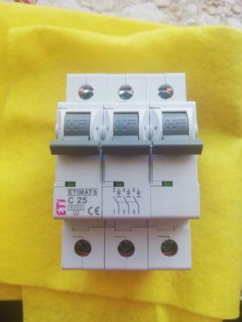 Автомат ETIMAT 6 C25