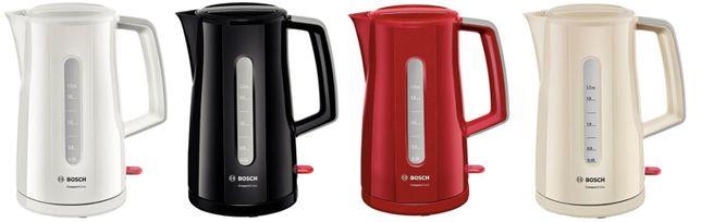Електрочайник Bosch TWK3A011/TWK3A013/TWK3A014/TWK3A017
