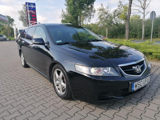 Honda Accord 2005 2.2 Diesel nawigacja xenon Klimatronic paktronic