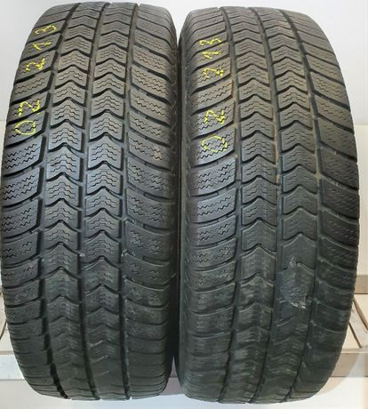 2x 215/65/16C Semperit VanGrip 2 109/107R OZ213