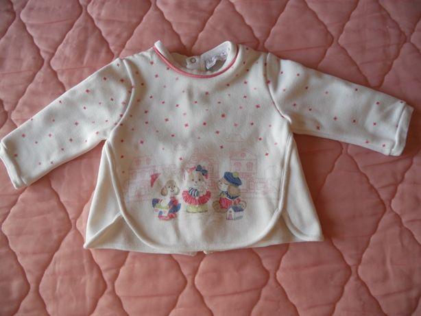 Calças e camisola Mayoral 2-4 m (MENINA)