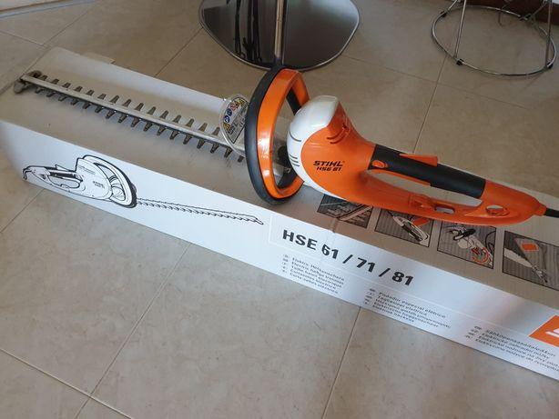 Corta-Sebes / Podadora de sebes em altura angulares STIHL HSE61