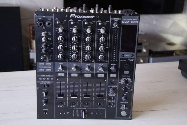 Pioneer DJM 800 Gwarancja Zamiana CDJ 700/750/850/900/1000/2000