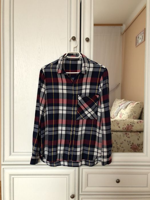 Koszula Zara krata S(36) Kuczów - image 1