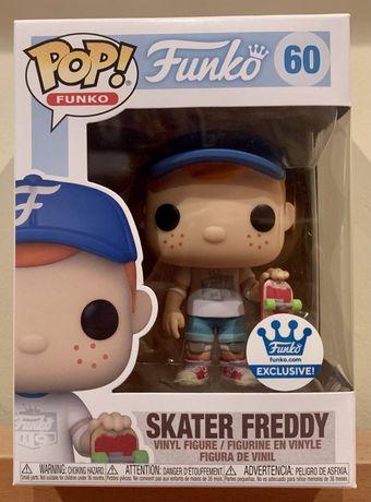 Funko POP!: Freddy Funko - Skater Freddy