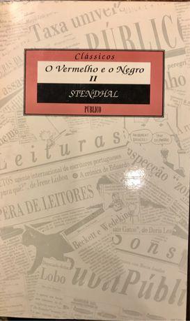 O Vermelho e o Negro II de Stendhal