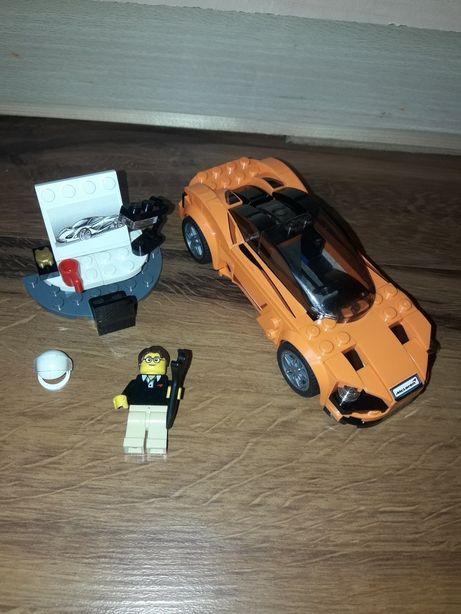 Lego 75880 Mclaren 720s Speed champions czytaj opis
