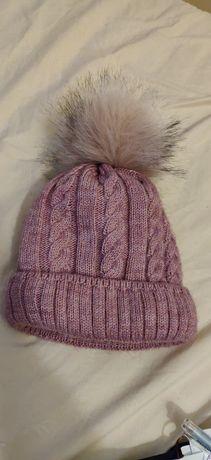 Шапка 48-50 теплая зима