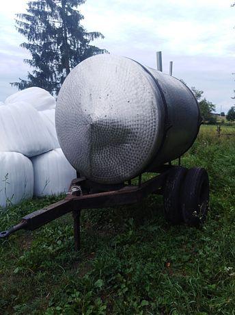 Beczka do wody/szamba/gnojówki/małej retencji wody 4000 l kwasoodporna