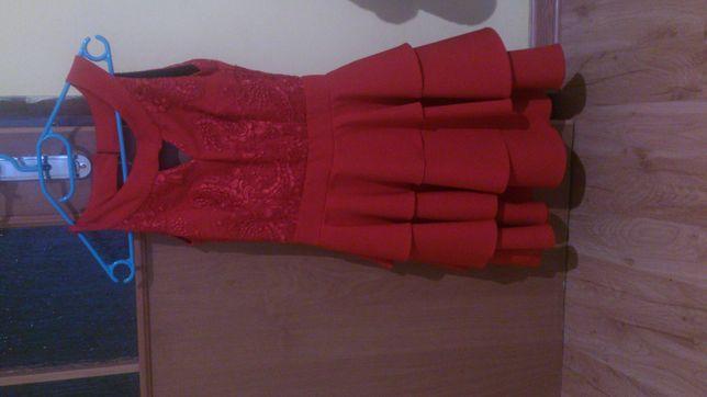 Sukienka wizytowa rozmiar 34