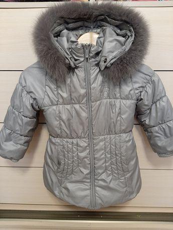 Зимняя куртка, пальто для девочки Wojcik