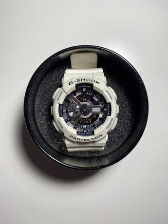 Zegarek G-Shock GA110 Biały z szarą tarczą NOWY Pudełko