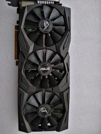 Видеокарта GTX1060 6GB ASUS ROG STRIX