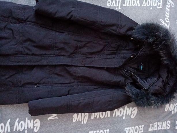 Парка пальто пуховик жіночий не Zara