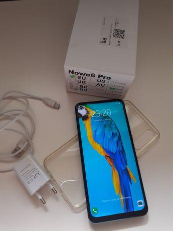 Smartfon NOWO 6 Pro eu 256gb