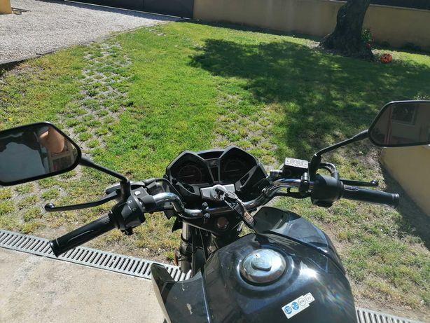 Mota Honda cb125f