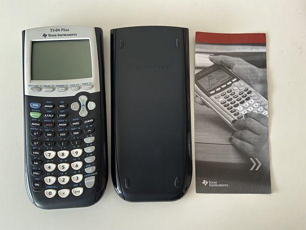 Calculadora Gráfica TI-84 plus   Como nova