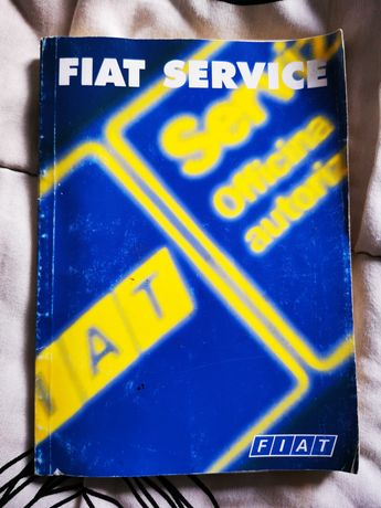 Manual Service Fiat Punto 1.2 16v 80cv