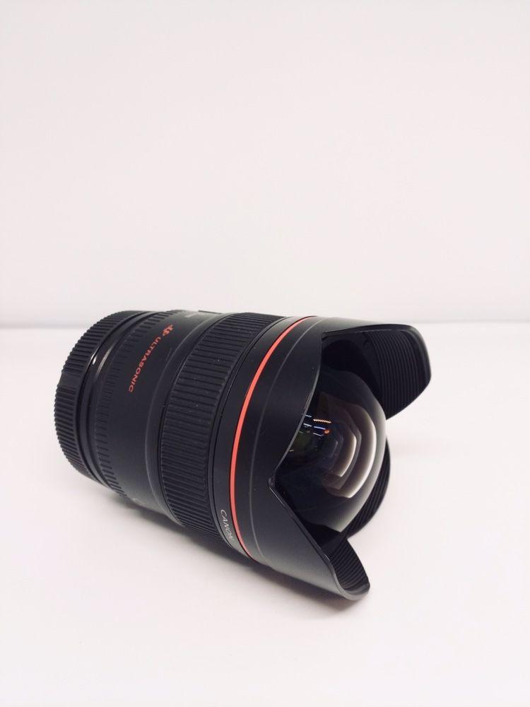 Objetiva Canon EF 14mm f/2.8L II USM