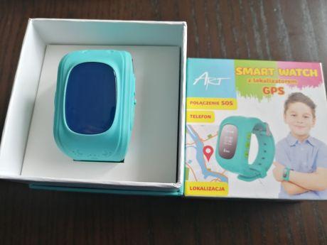 Smartwatch Dla dzieci kontrola kontakt z dzieckiem