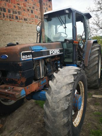 New Holland/Ford 8340/8240/7840/7740/6640/5640