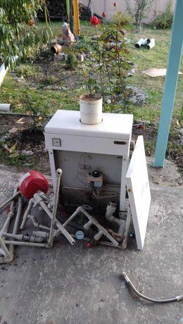 Котёл газовый напольный Термобар + ВСЁ навесное оборудование