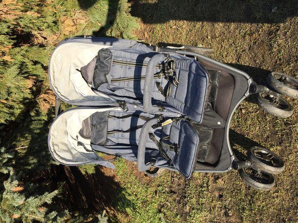 Wózek bliźniaczy