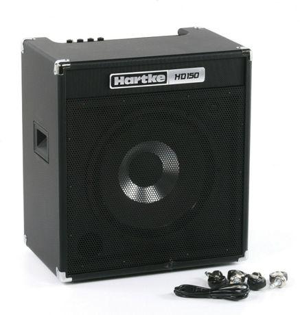 Мощный басовый комбо Hartke HD150