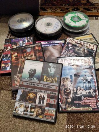 Фильмы DVD (разные жанры)