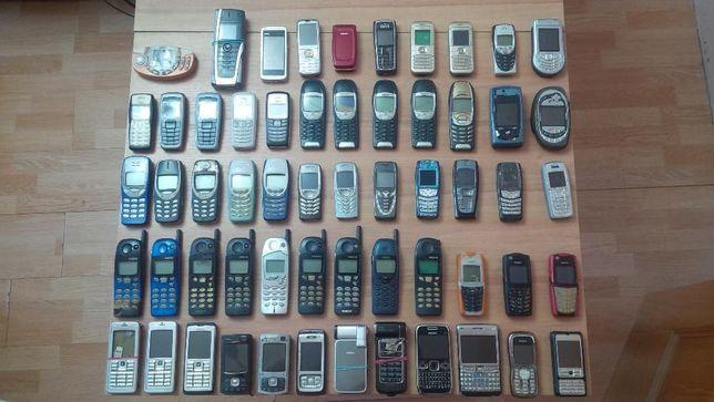 Коллекция 56 аппаратов Nokia. Обмен