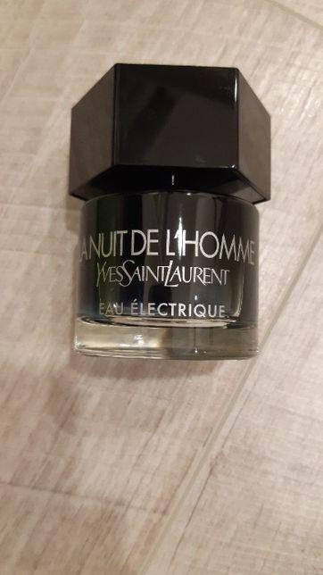 Yves Saint Laurent La Nuit De L'Homme Eau Electrique (оригинал YSL)
