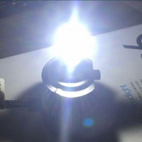 Лед лампи/лампы/H4 ближний-дальний ПАРА