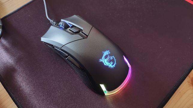 Myszka gamingowa MSI Clutch GM50