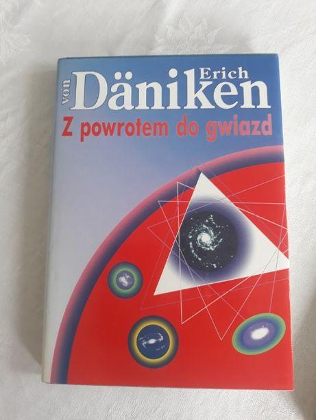 Erich Daniken, z powrotem do gwiazd, zagadki świata tajemnicze zjawisk