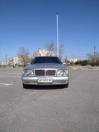 Mercedes S600 W140 Pullman