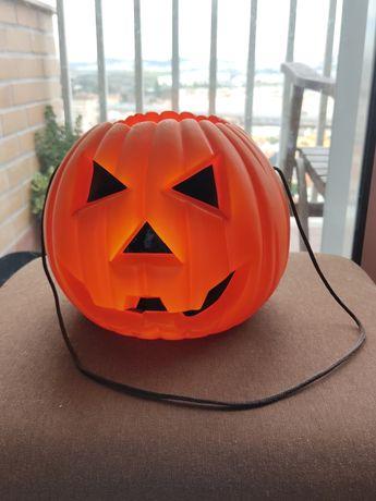 Abóbora Halloween+ Mealheiro