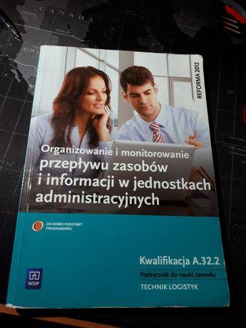 Organizowanie i monitorowanie przepływu zasobów i informacji A.32.1