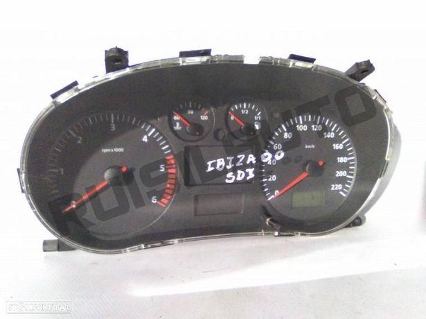 Quadrante W06k092_0801e Seat Ibiza Ii (6k) 1.9 Sdi [1993_2002]