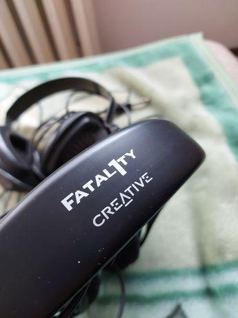 Słuchawki Creative, SuperTech + kamerka