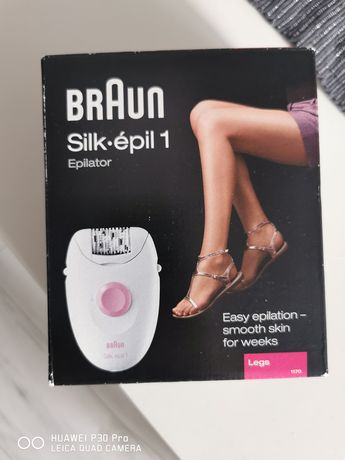 Depilator braun silk epil 1