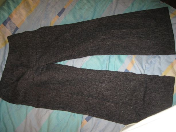 spodnie damskie z kantem