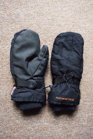 Salomon Climadry gloves snowboard ski winter перчатки варежки зима