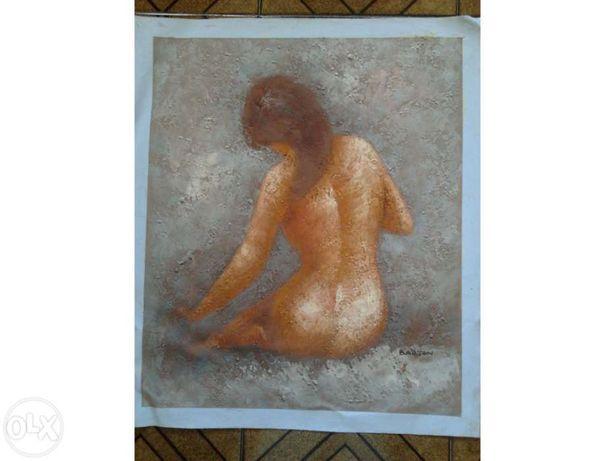 Pintura oleo sobre tela