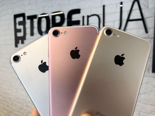 Идеал iPhone 7 32GB Neverlock Гарантия 3 месяца! Рассрочка