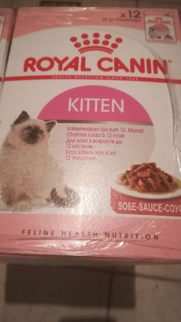 Royal Canin Kitten 12x85g